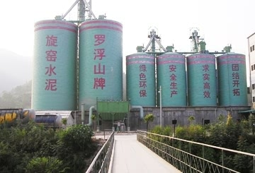 CEMENT-SILO-SYSTEM