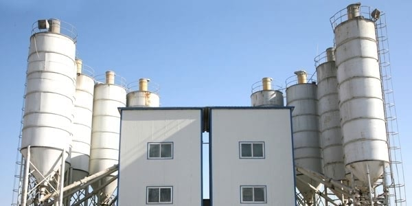 1000 Tons Bolted Type Cement Silo