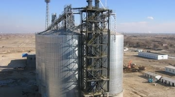 Solid Cement Silo System